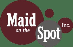 Maid On The Spot Inc. Logo