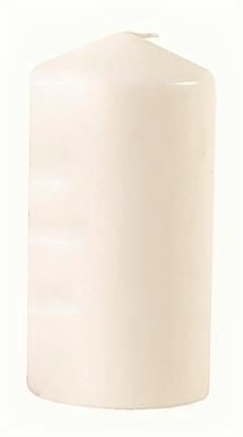 Küünal 8x15cm 68h elevandiluu valge