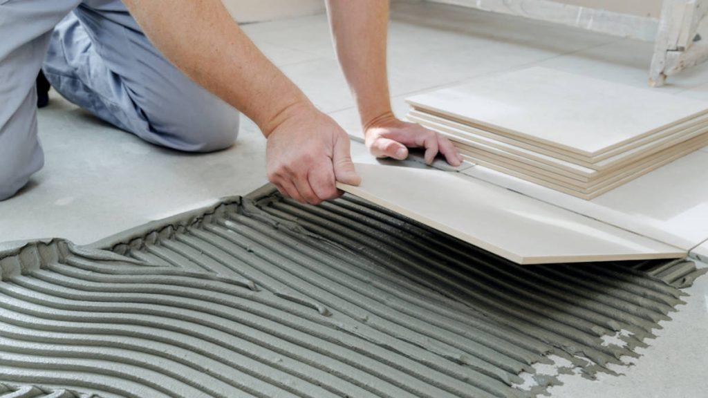 tile installation tile repair service
