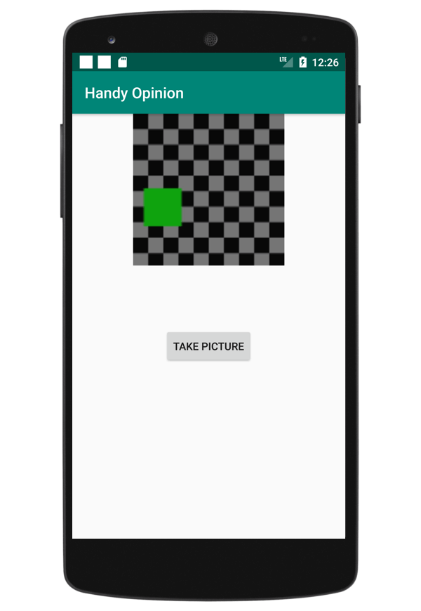 Show captured image in ImageView in Kotlin