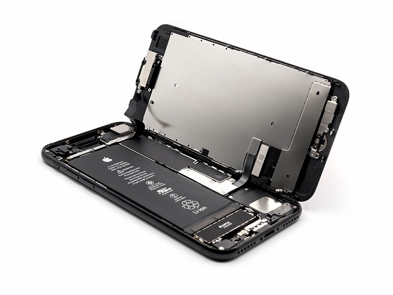 iPhone 7 Platinen Reparatur