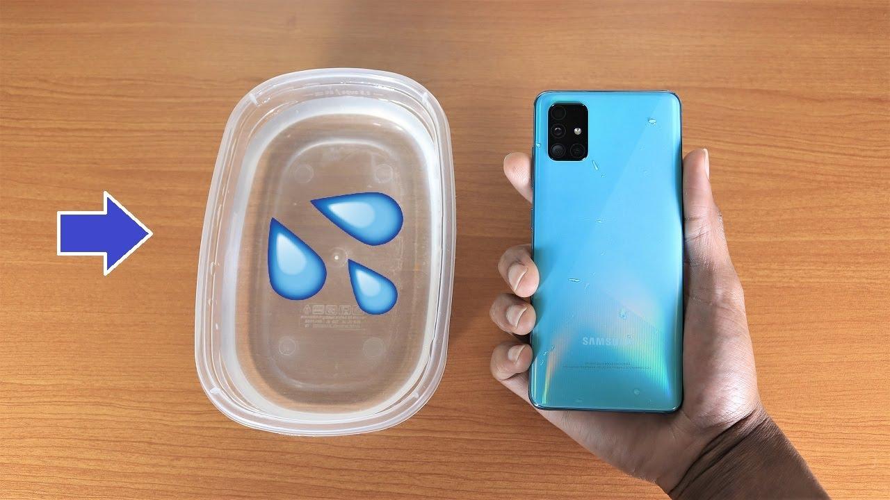 Samsung A51 Wasserschdaden