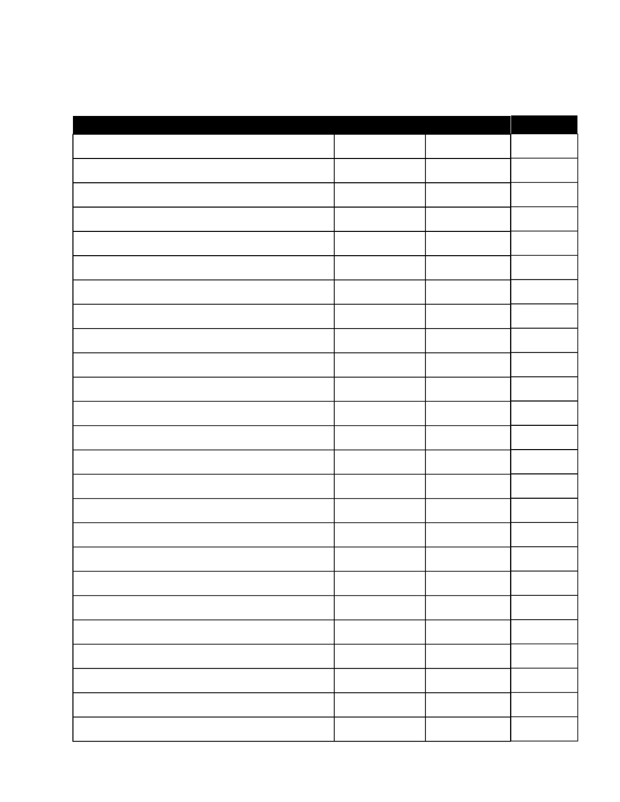 Cash Receipts Journal Worksheet