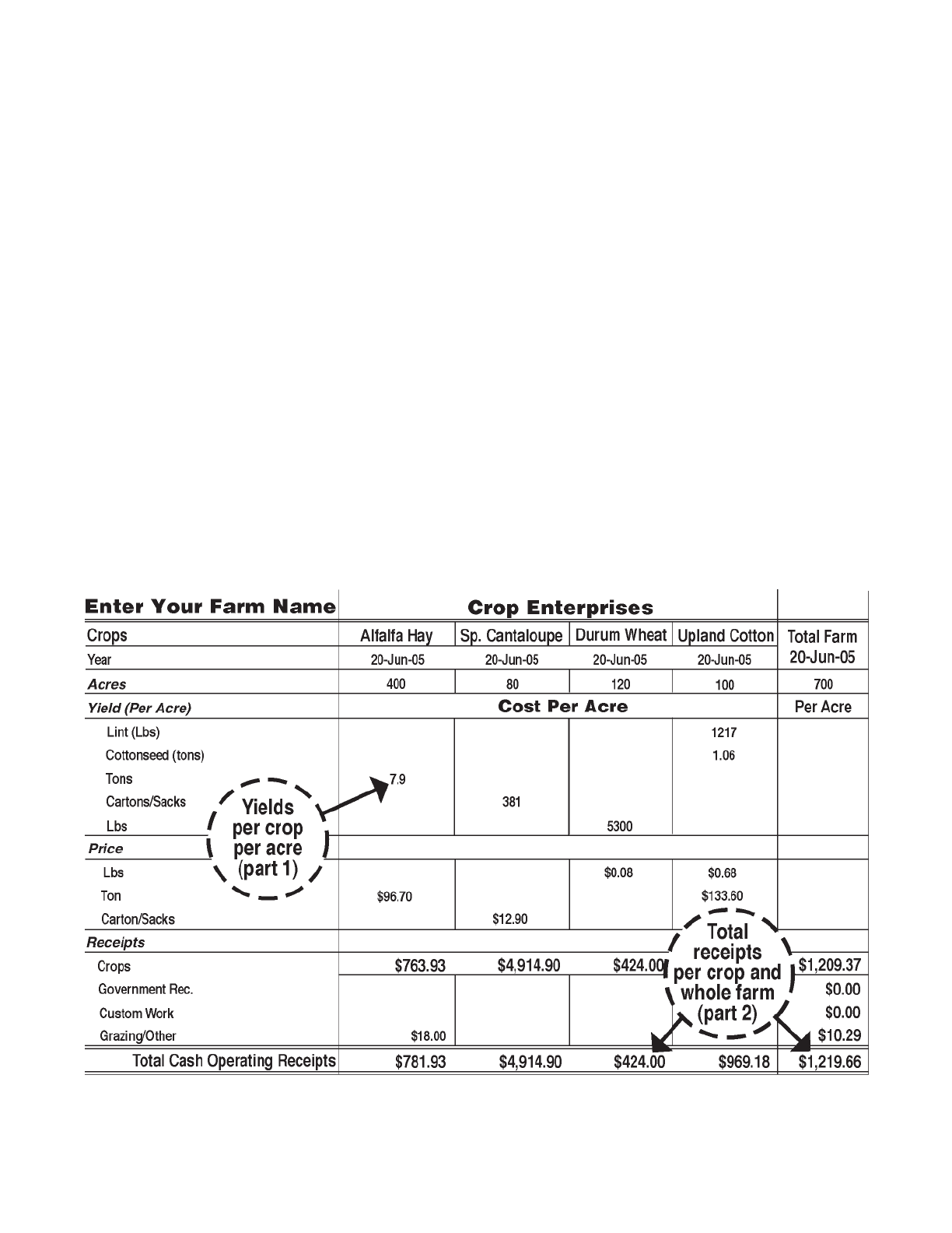 Cash Flowysis Worksheet