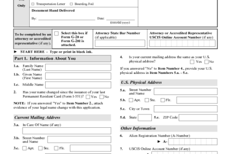 Best Free Fillable Forms Uscis Form I Free Fillable Forms