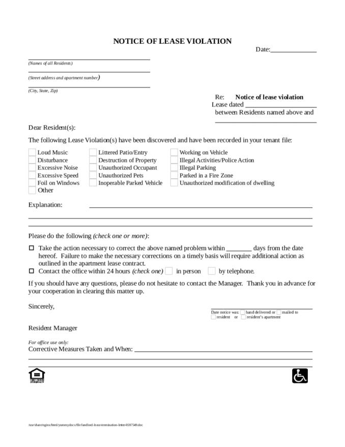long term lease agreement template lease violation form targergolden