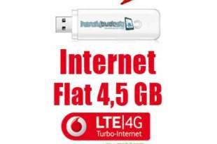 Internet Flatrate 4,5GB + 240 Euro Auszahlung