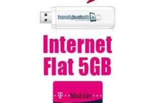 Internet-Flat LTE 5000 9.90€ mtl