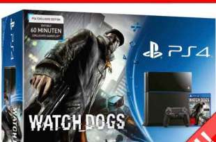 PS4 Watch_Dogs + Talk Easy 100 nur 24.80€ mtl