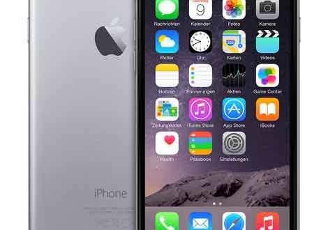 iPhone 6 16GB + AllNet Flat + 1,5 GB Daten 39.99€ mtl