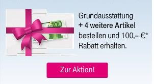Telekom Smart Home - 100€ sparen