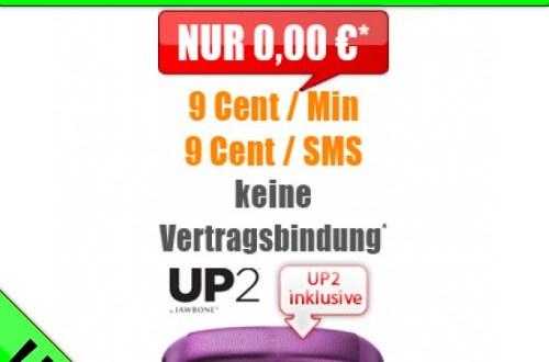 Jawbone UP2 Fitness-Tracker nur 3,90€ - Aktion!