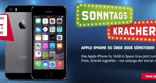 IPHONE 5S 16GB ohne Vertrag nur 280 Euro