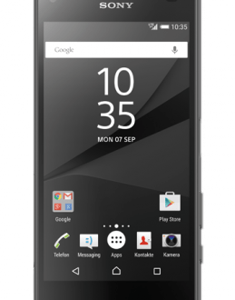 Sony Z5 Compact + Allnet + 1,5 GB nur 24,99€ mtl.