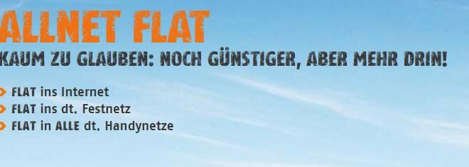 klarmobil Allnet-Flat mit 2GB für 19,85€ mtl. inkl. Smartphone ab 1€