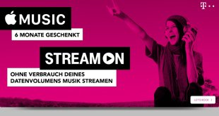 Telekom Magenta Tarife mit Stream On