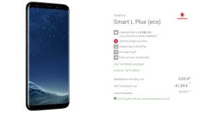 5 GB LTE Vodafone mit Galaxy S8 nur 41,99€ mtl.