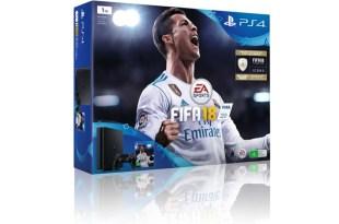 Sony PlayStation 4 + FIFA 18 mit 3GB und Allnet 29,99€ mtl.