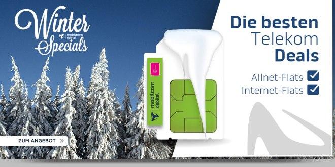 Telekom Internet Flat mit 10 GB LTE nur 13,99€ mtl.