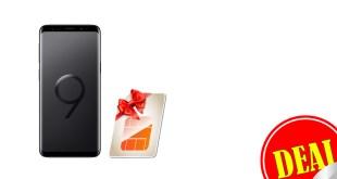 Galaxy S9 mit 3 GB LTE für monatlich nur 19,99€