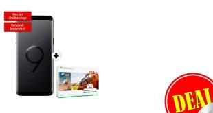 Galaxy S9 mit Xbox One S nur 21,99€