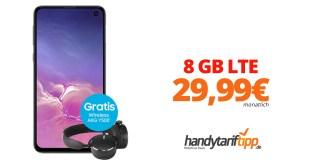 Galaxy S10e mit 8GB LTE nur 29,99€