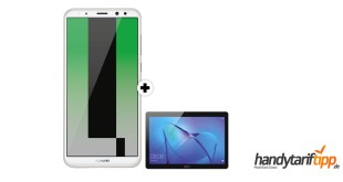 Mate10 lite & Huawei MediaPad T3 mit 4 GB LTE nur 21,99€