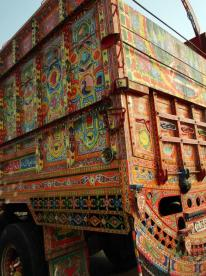 The Truck Art of Pakistan