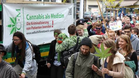 Nicht nur Patientenrechte, sondern auch Freiheitsrechte und damit die komplette Cannabis-Legalisierung einfordern