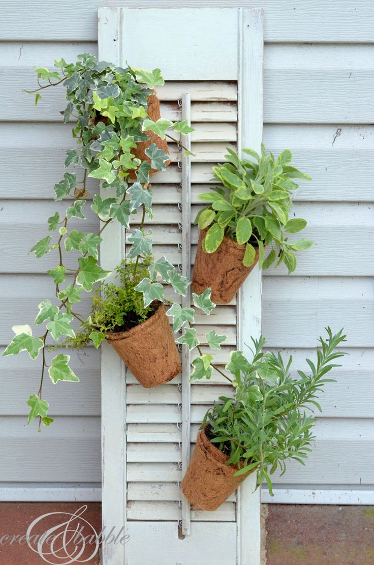 Small Outdoor Plant Pots
