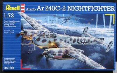 Arado Ar 240C-2
