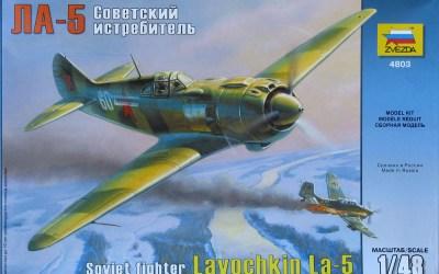 Lavochkin La-5