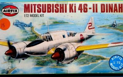 """Mitsubishi Ki-46 """"Dinah"""""""