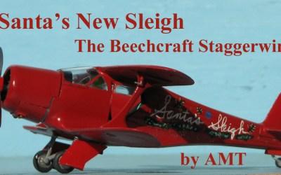 Beechcraft Staggerwing G17S