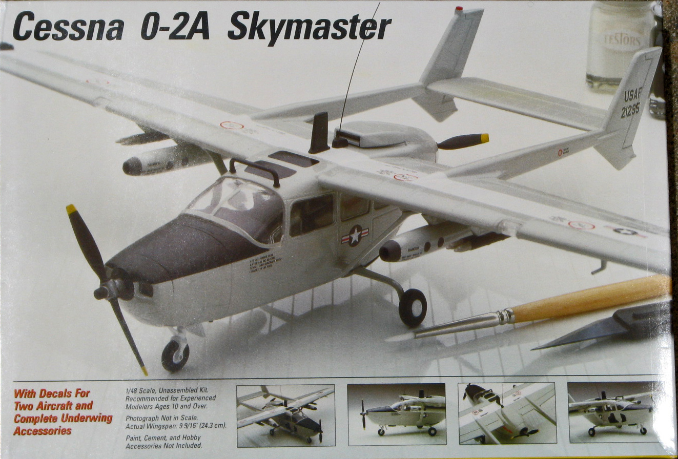 Cessna O 2 Skymaster Hangar 47 Parts Aircraft Accessories By Testors Hawk
