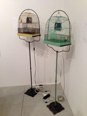 Troy Abbott - Caution / Pistachio : Robert Fontaine Gallery