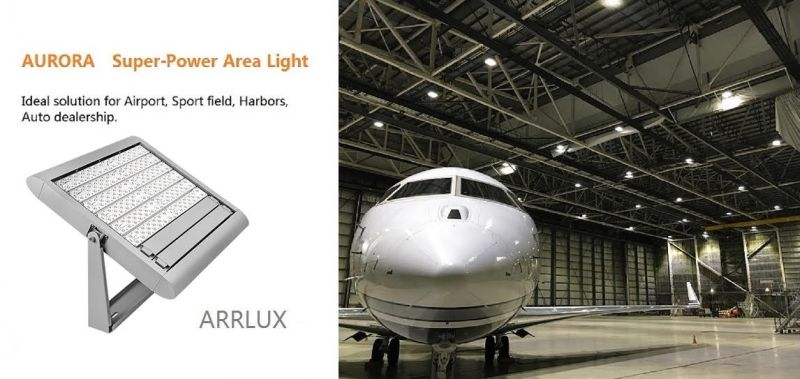LED High Bay Lighting by Arrlux-Hangar lighting