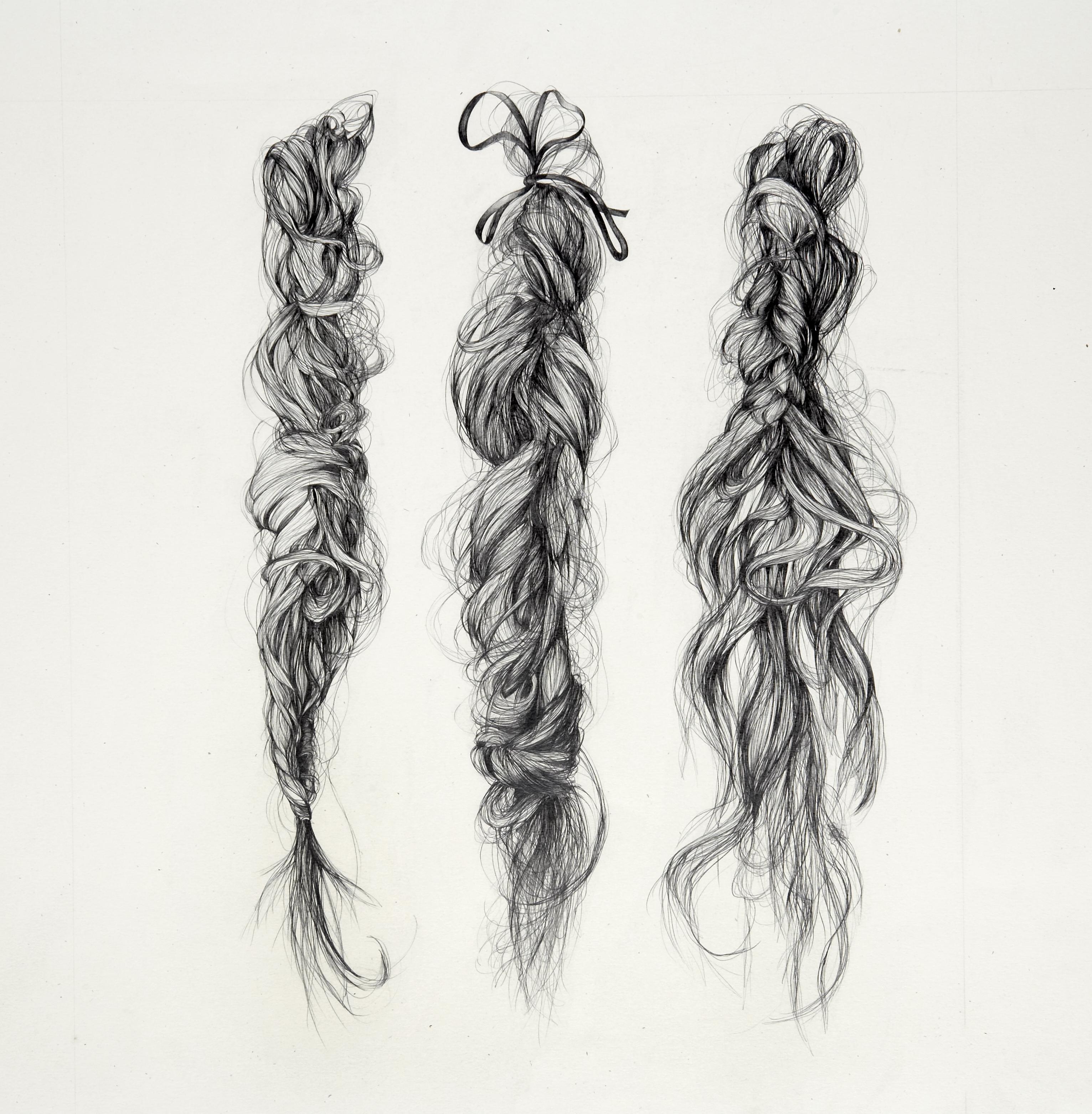 10 ft long hair