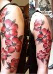 fiori tattoo