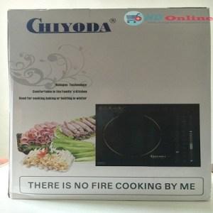 Bếp hồng ngoại Chiyoda C8 Nhật bản nhập khẩu chính hãng