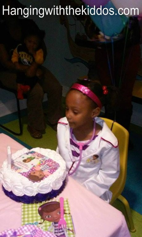 Doc -McStuffins- Birthday- Party- Ideas