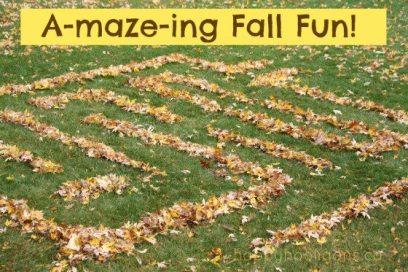 fall-crafts- leaf-maze
