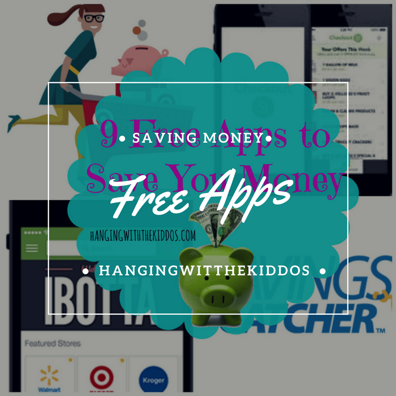 9 Free Apps to Save you Money