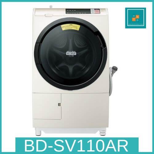 Máy giặt Hitachi BD-SV110AR