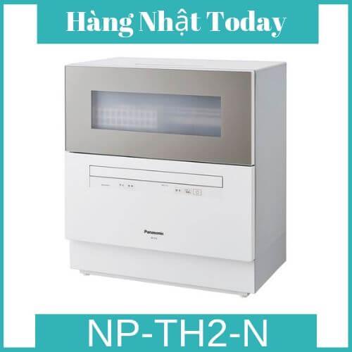 Máy rửa bát Panasonic NP-TH2-N
