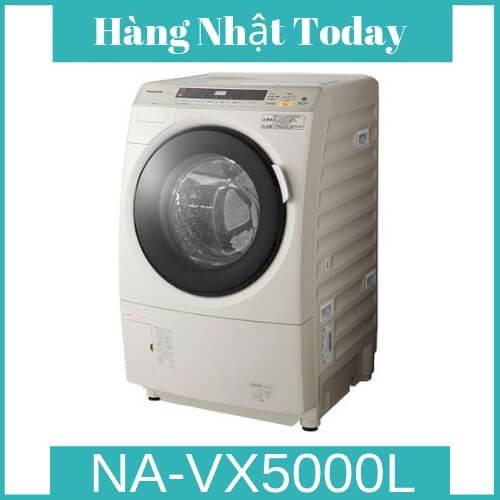 Máy giặt nội địa Panasonic NA-VX5000L