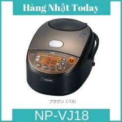 Nồi cơm cao tần Zojirushi NP-VJ18