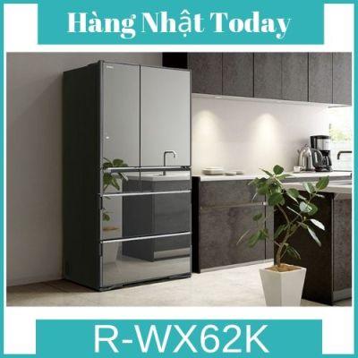Tủ lạnh Nhật Hitachi R-WX62K