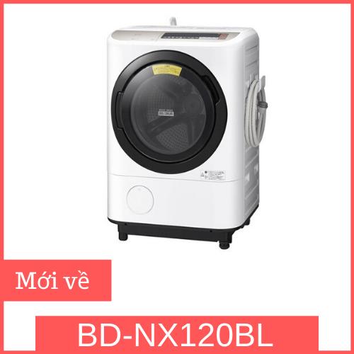 Máy giặt Hitachi BD-NX120BL