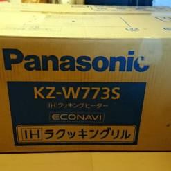Panasonic KZ-W773